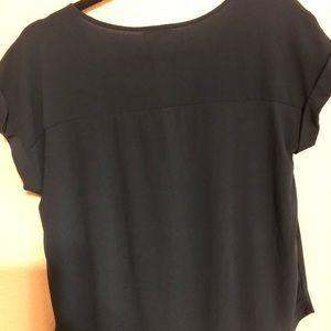 Nordstrom Tops - Women size large dark green top